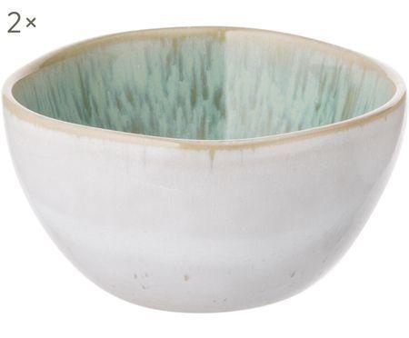 Petits bols peints à la main Areia, 2 pièces