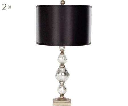 Lampada da tavolo XL Balls, 2 pz.