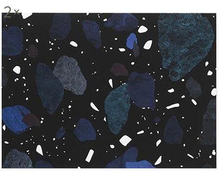 Grußkarten Space Stone, 2 Stück