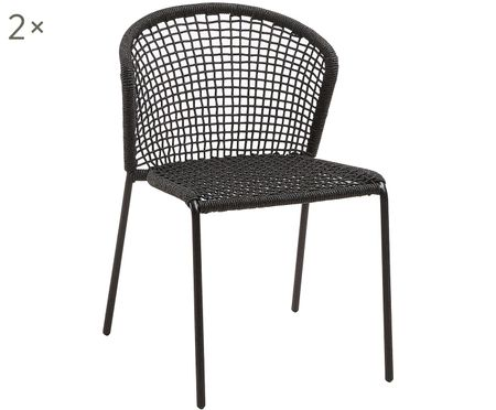 Garten-Stühle Mathias, 2 Stück