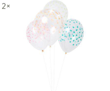 Ballonenset Airey, 8-delig