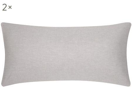 Kissenbezüge Cashmere in Beige, 2 Stück