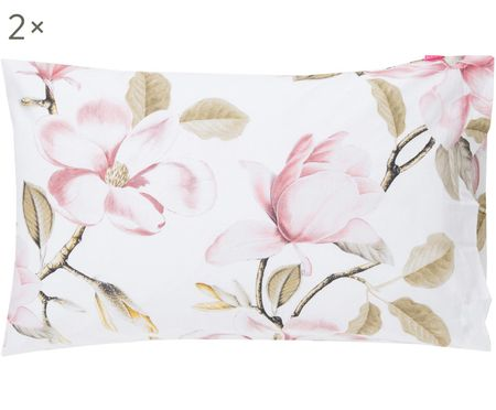 Fundas de almohada Magnolia, 2uds.