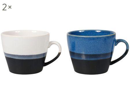 Kaffeetassen-Set Ekume, 4-tlg.