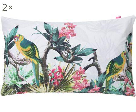 Fundas de almohada Tropic, 2uds.