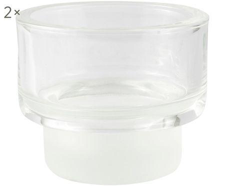 Teelichthalter Layer, 2 Stück