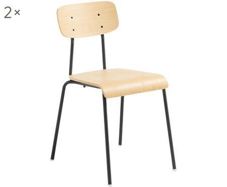 Stühle Klun, 2 Stück