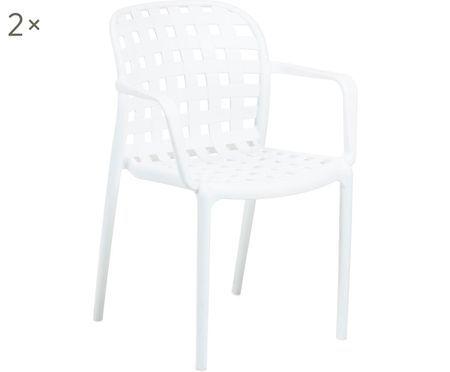 Krzesło ogrodowe Isa, 2 szt.
