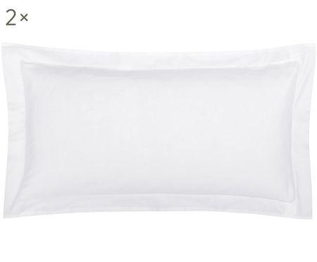 Povlak na polštář zbavlněného saténu Premium, 2ks