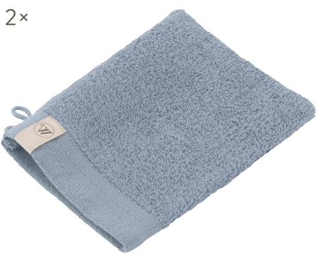 Guanti per il lavaggio Soft Cotton, 2 pz.