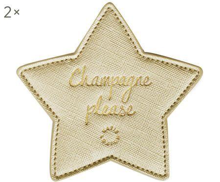 Sottobicchiere Champagne Please, 2 pz.