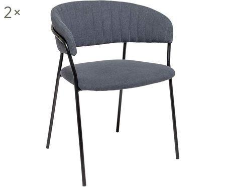 Krzesło Dini, 2 szt.