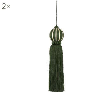 Decoratieve hangers Asena, 2 stuks