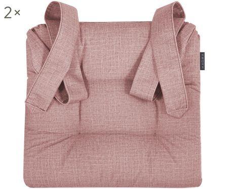 Coussins de chaise Dina, 2pièces