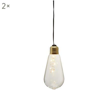 Lampa dekoracyjna Glow, 2szt.