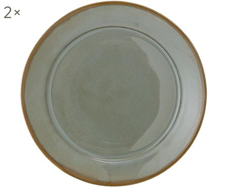 Dinerborden Pixie, 2 stuks
