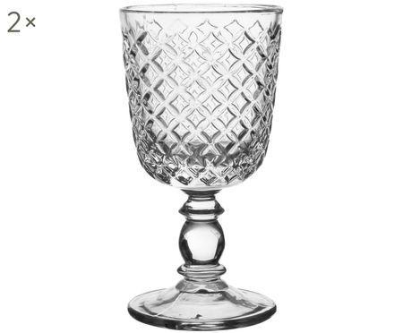 Bicchiere Arlequin 2 pz