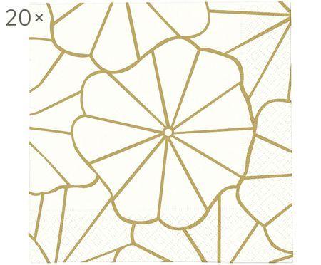 Serviettes en papier Code Dori, 20pièces
