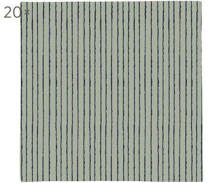 Papierservietten Copenhagen, 20 Stück