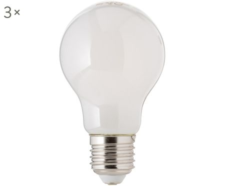 Ampoules LED à intensité variable Bafa (E27 - 8 W) 3 pièces