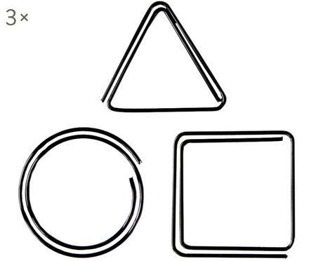 Büroklammern-Set Geometria, 9-tlg.