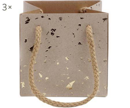 Geschenktaschen Carat, 3 Stück