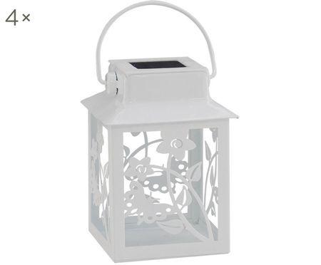 LED Solarleuchten Garden-Lantern, 4 Stück