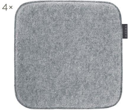 Cuscino sedia Avaro Square, 4 pz.