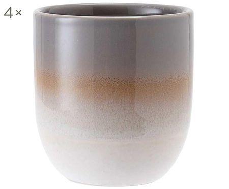 Mugs Café, 4 pièces