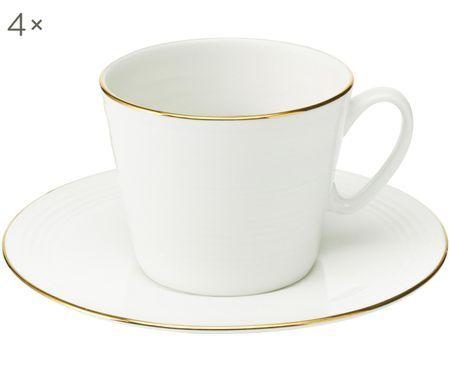 Kaffeetassen Cobald, 4 Stück