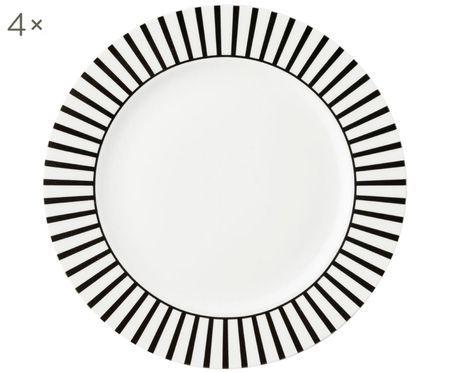 Ontbijtborden Ceres Loft, 4 stuks