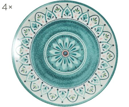 Podložka pod tanier Pantelleria, 4 ks