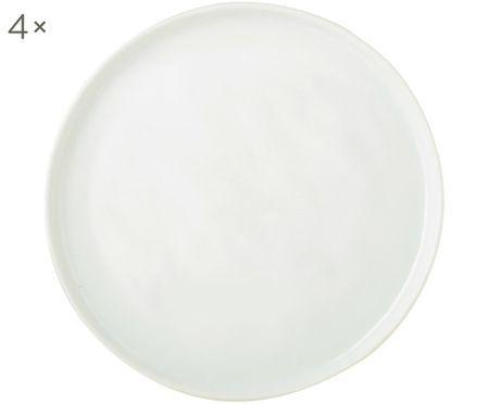 Frühstücksteller Porcelino, 4 Stück