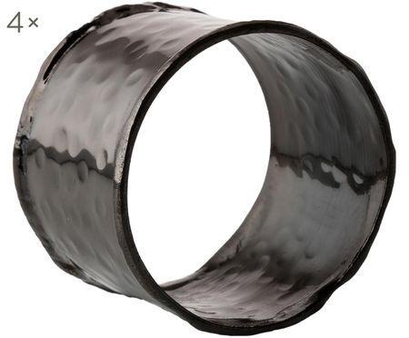 Ronds de serviette de table Julek, 4 pièces
