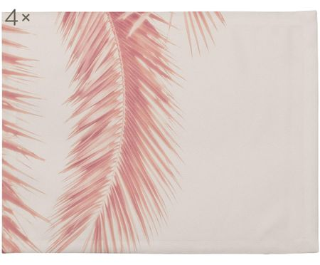 Tovaglietta Palm Leaves, 4 pz.