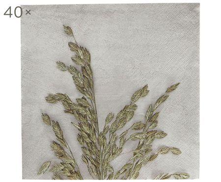 Papierservietten Grass, 40 Stück