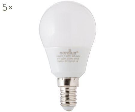 Ampoules à LED Azer (E14-4W) 5 pièces