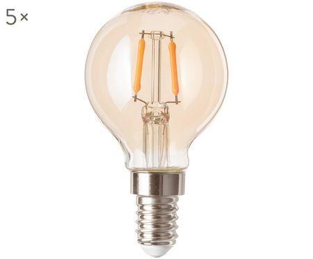 Ampoules LED Luel (E14-1,2W), 5 pièces