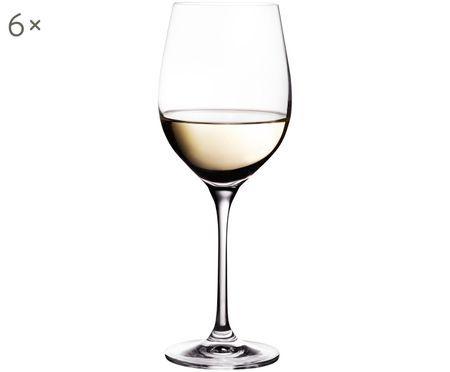 Kryształowy kieliszek do białego wina Harmony, 6 szt.