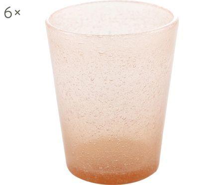 Bicchiere acqua Cancun 6 pz