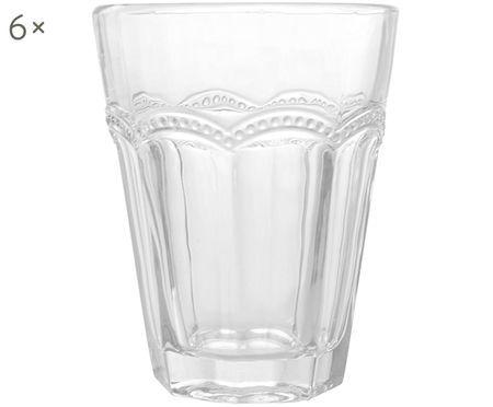 Set di 6 bicchieri per l'acqua Floyd