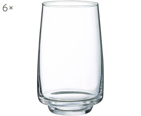 Vaso de agua Forma, 6uds.