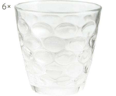 Bicchiere acqua a nido d'ape Bolle 6 pz