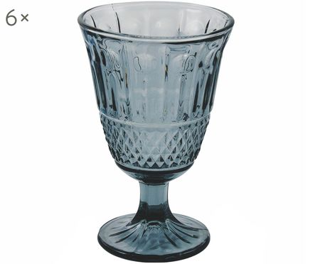 Bicchiere da vino Elegance 6 pz