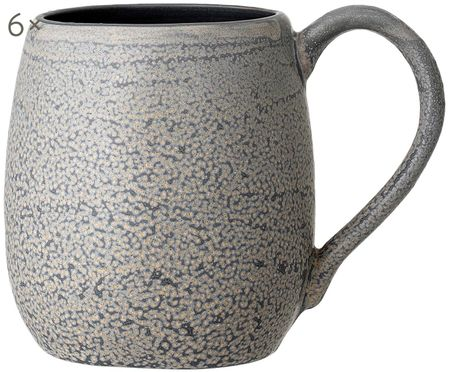 Handgefertigte Tassen Kendra, 6 Stück