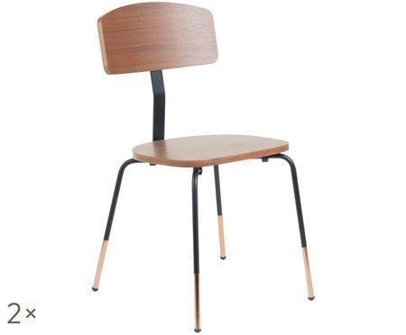 Krzesło Carola, 2szt.