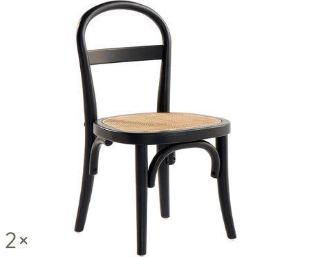 Chaises pour enfant Rippats, 2 pièces