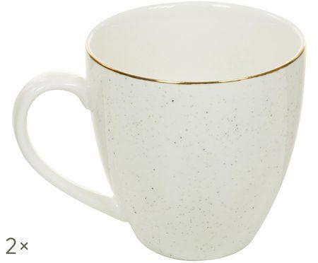 Tasses à café faites à la main Bol, 2pièces