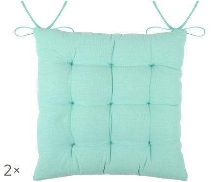 Dwustronna poduszka na krzesło St. Maxime, 2 szt.