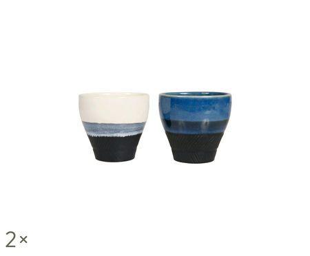 Ensemble de mugs à espresso Ekume, 4élém.